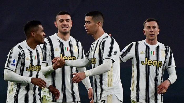 Link Live Streaming Udinese Vs Juventus, Kick-off 23.00 WIB, Pirlo: Ronaldo dan Dybala Akan Bermain