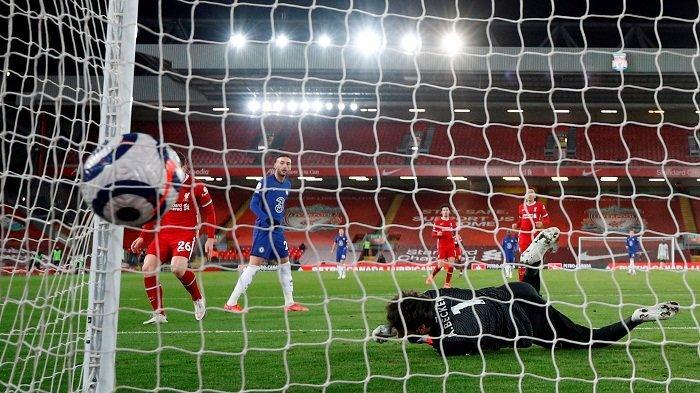Update Hasil Liga Inggris: Pecundangi Liverpool di Anfield, Chelsea Era Tuchel Catatkan Rekor Ini