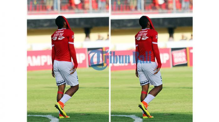 Bali United 1 vs 1 Persegres GU, Rully Menyesal Berbuat Konyol