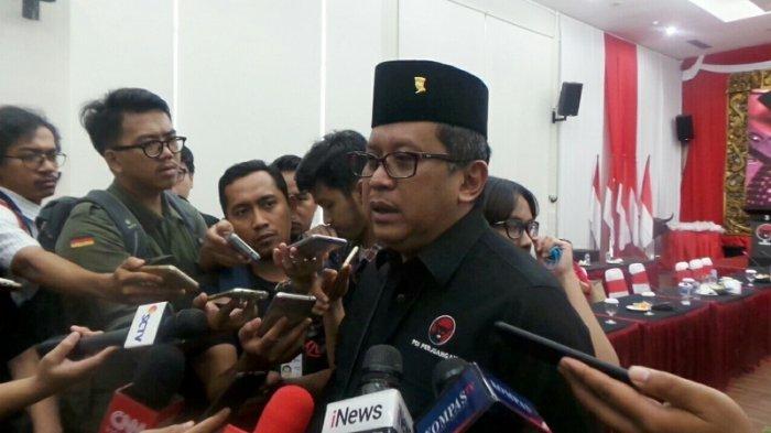 Besok, Sekjen Hasto Kristiyanto Bawa Amplop Rekomendasi PDIP untuk Pilwali Surabaya 2020