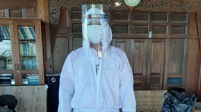 UGM Ciptakan Helm dan Pakaian Pelindung untuk Tenaga Medis yang Tangani Pasien Corona