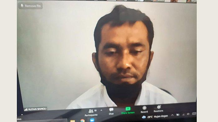 Ditangkap Edarkan Sabu dan Ratusan Pil Ekstasi, Hendra Prastia Dituntut 15 Tahun Penjara