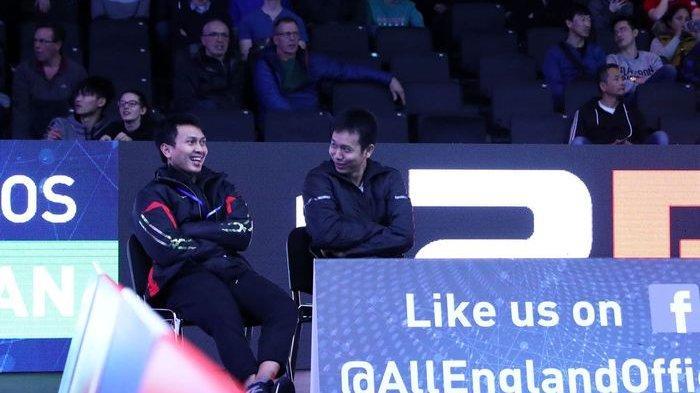 Jadwal Lengkap & Siaran Langsung Turnamen All England 2020 di TVRI, Ginting Lawan Rasmus Gemke