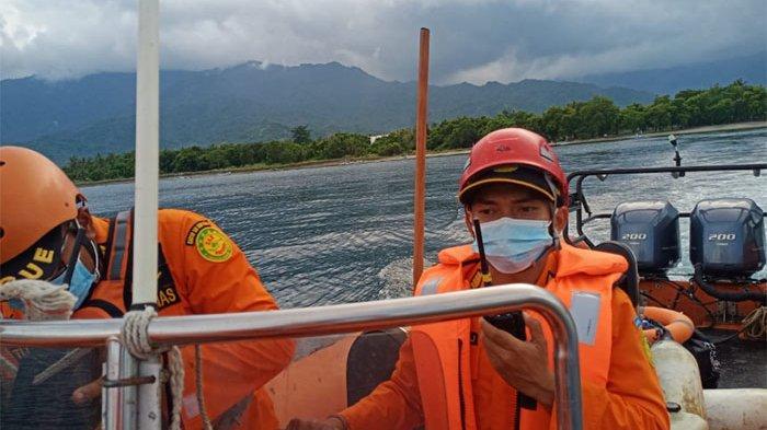 Kadek Astawan Dikabarkan Hilang Saat Spear Fishing di Buleleng, Tim SAR Bali Lakukan Pencarian