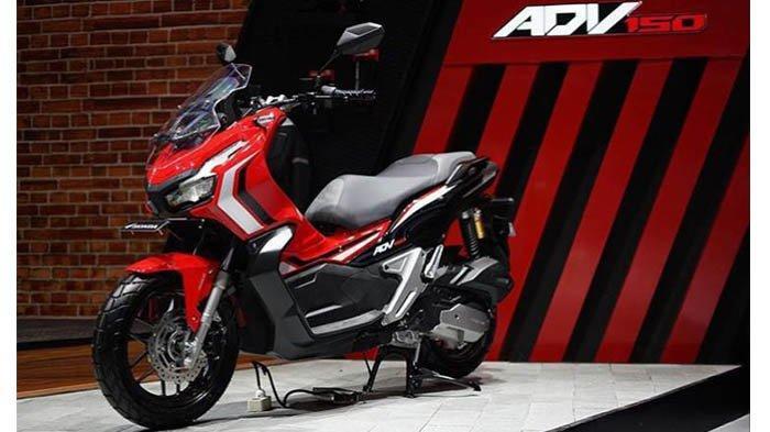 Astra Motor Bali Umumkan Harga Honda Adv150 100 Indent Pertama Dapat Hadiah Menarik Tribun Bali
