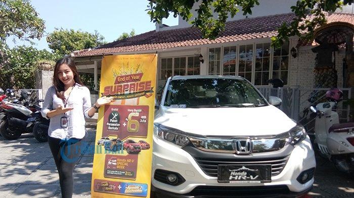 Dealer Honda Kuta Raya Hadirkan HRV Special Weekend