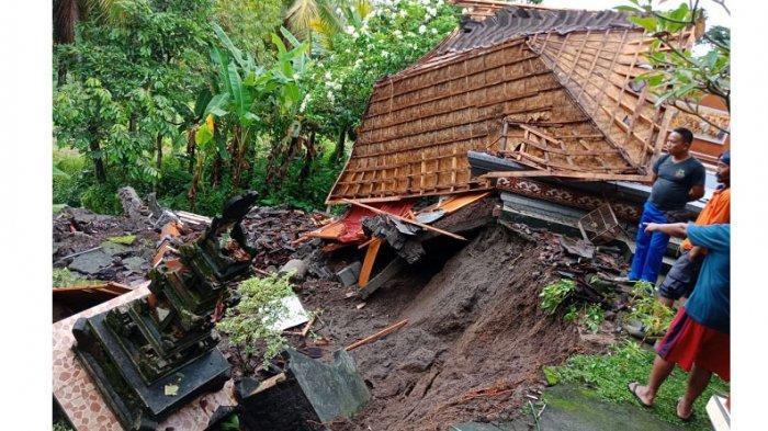 Waspada Cuaca Ekstrem di Tabanan, BPBD Peringatkan Potensi Bencana Pohon Tumbang hingga Longsor