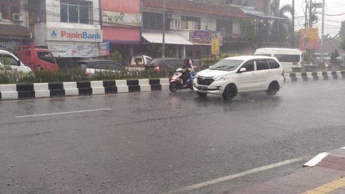 Kapan Puncak Musim Hujan di Bali? Ini Penjelasan BBMKG III Denpasar