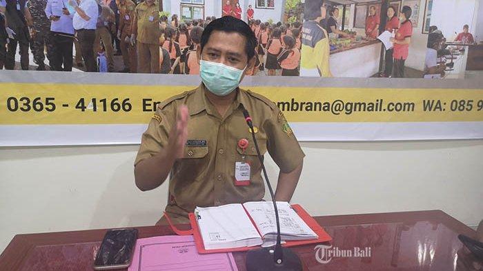 Total, Sudah 81 Kasus Positif Covid-19 Ditemukan di Jembrana dan 68 Pasien Sembuh