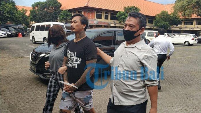 Postingan 'Kacung WHO' Jerinx SID Berujung Penetapan Tersangka Dan Ditahan di Rutan Polda Bali