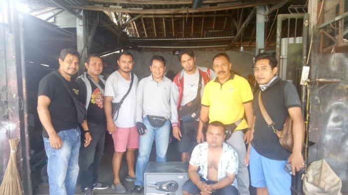 Mertawan Diciduk Polsek Ubud,Ngaku Beraksi di 8 TKP, Bobol Brankas Restoran hingga Money Changer