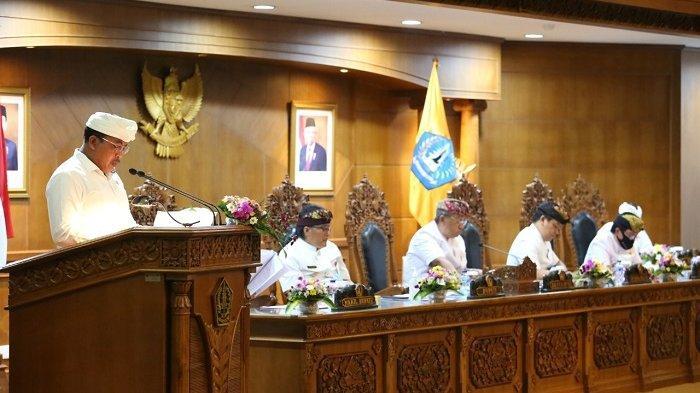 Cuti Bersama, Jadwal Rapat Paripurna Kedua dalam Masa Persidangan Kedua DPRD Badung Diubah