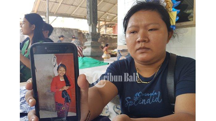 Siswi SMPN 2 Mendoyo Meninggal Tabrak Bus Akas, Pelukan Ibu Salam Perpisahan Terakhir Gek Ayu