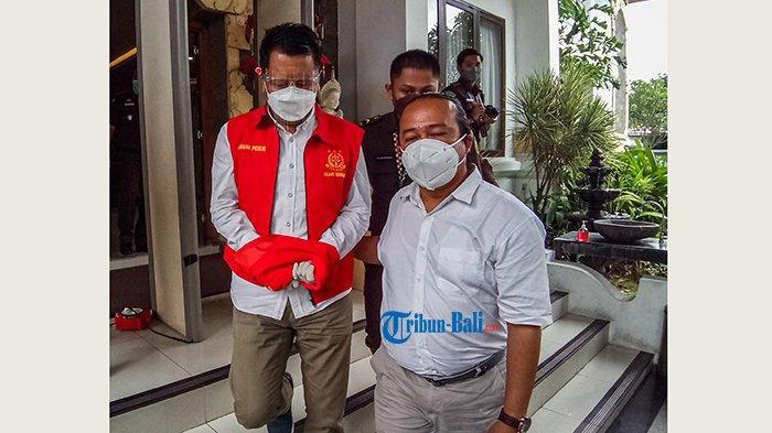 Dugaan Korupsi Aci-Aci dan Sesajen, Tim Hukum Bagus Mataram Tidak Ajukan Penangguhan Penahanan