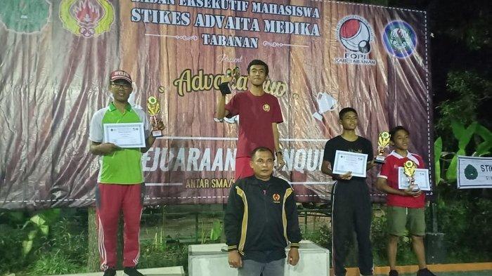 I Gusti Putu Guna Dharma Putra Raih Medali Emas di Kejuaraan Petanque Advaita Cup 2019