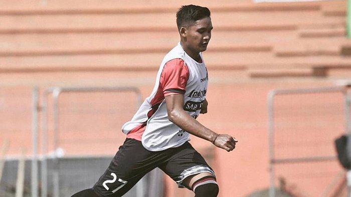 Pemain Bali United, Kadek Agung Harap Liga 1 Segera Bergulir, Tak Sabar Gunakan Senjata Barunya