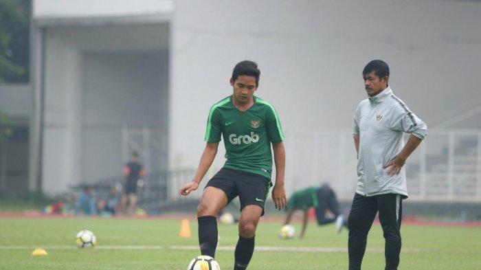 Gelandang Muda Bali United Tereliminasi, Kadek Agung Gagal Masuk Skuat Timnas U-23 di SEA Games