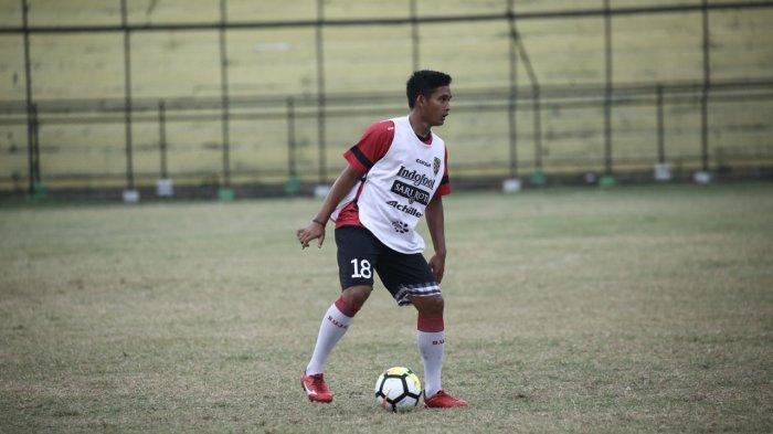 Widnyana Bertekad Antar Bali United Raih Poin Penuh Saat Laga Kontra PSIS Semarang
