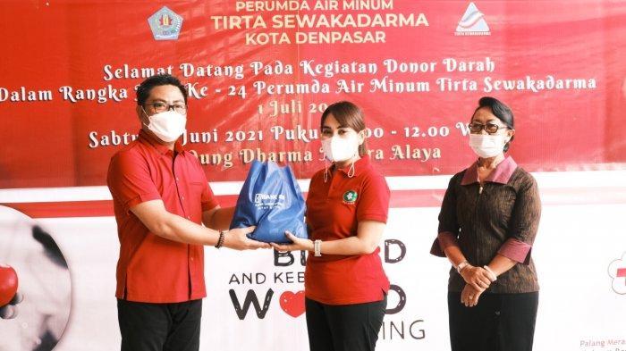 Peringati Bulan Bung Karno III, K3S Denpasar Gelar Donor Darah