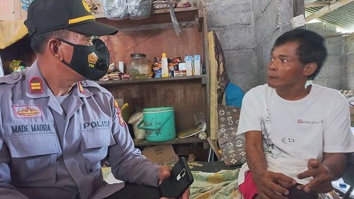Cincin Penyandang Disabilitas Dirampas di Klungkung, Pelaku Wanita yang Mengaku Pegawai Dinas Sosial