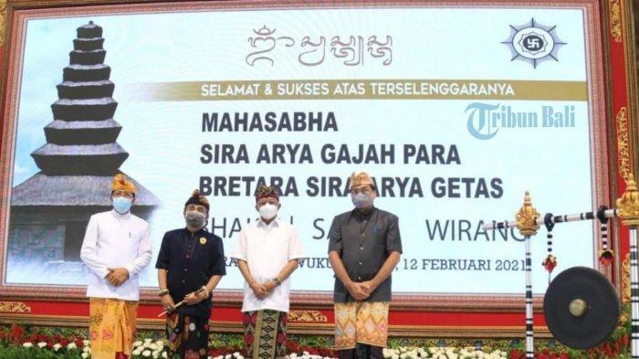 Mahasabha Pertama di Klungkung, I Ketut Suadnyana Terpilih Secara Aklamasi Sebagai Ketua