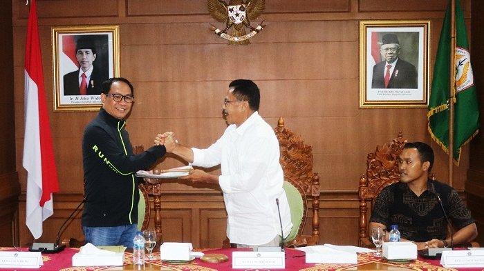 I Ketut Suiasa Terpilih Secara Aklamasi sebagai Nahkoda Baru IPSI Bali Periode 2020-2024