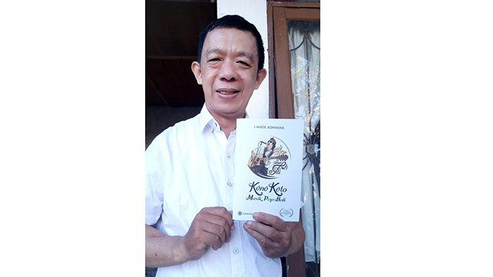 WIKI BALI - Profil I Made Adnyana, Dosen, Jurnalis dan Pengamat Musik di Bali