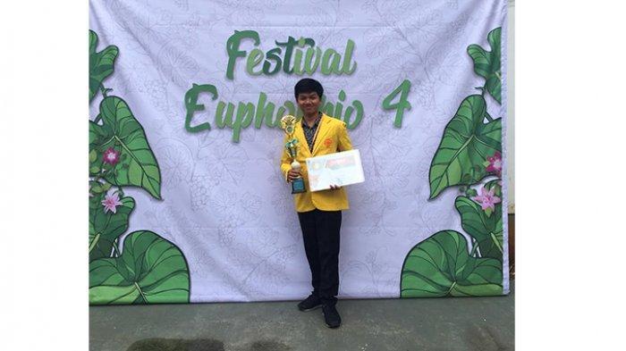 Manfaatkan Limbah Domestik sebagai Pupuk Hayati, Mahasiswa Unhi Raih Juara I di Kancah Nasional