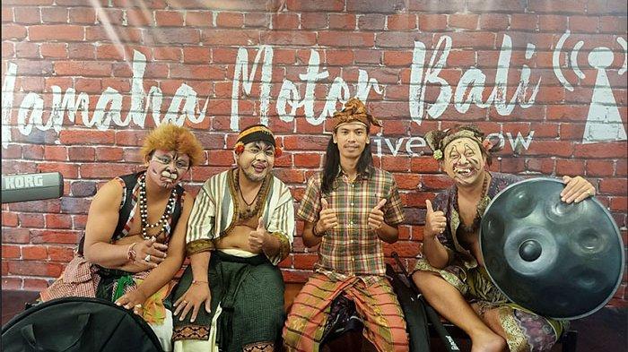 Mengenal Sosok I Nyoman Adi Suardita, Penggiat Seni Asal Bangli yang Mahir Memainkan Hang Drum