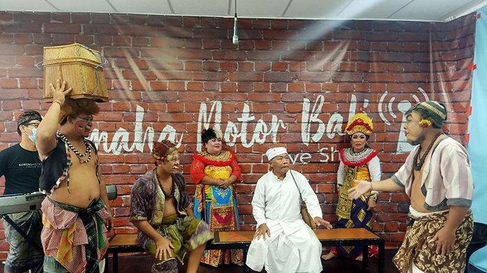Mengenal Sosok I Nyoman Suendra, Aktor Bali yang Telah Berperan Dalam Puluhan Judul FTV