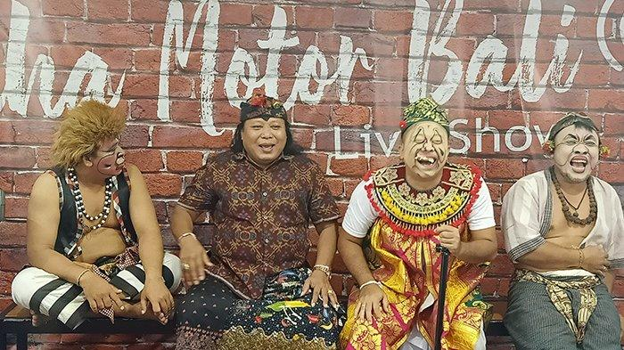 Seniman Multi Talent I Nyoman Wija Hadir Sebagai Bintang Tamu di Acara Makedekan Ajak Clekontong Mas
