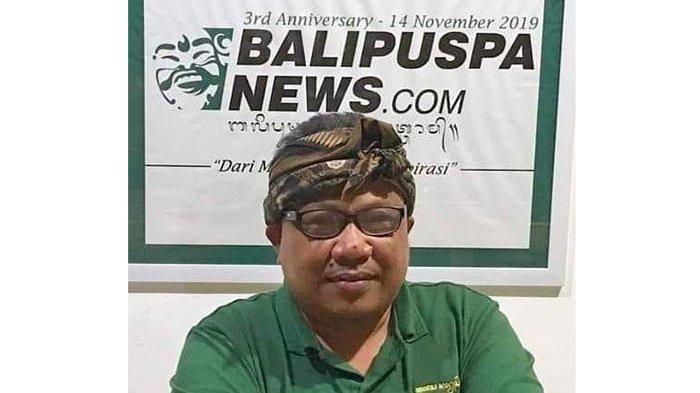 Kabar Duka, Pendiri Balipuspanews.com I Putu Artayasa Meninggal Dunia