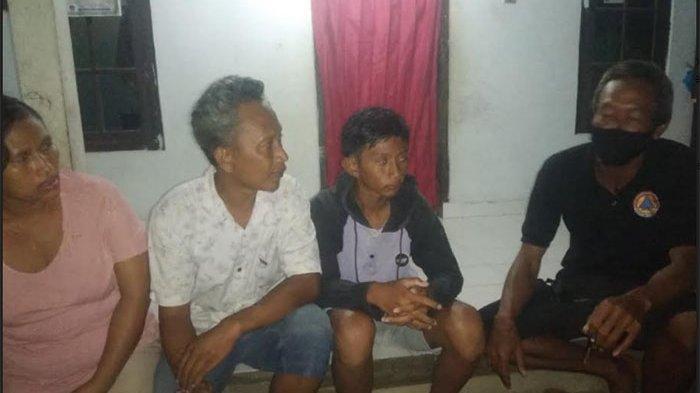 Sempat Terseret Arus di Pantai Tegal Besar Klungkung, Sudiarta Berhasil Diselamatkan Tim Balawista