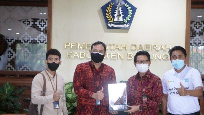 Sekda Badung Adi Arnawa Terima Audiensi PLN UP3 Bali Selatan
