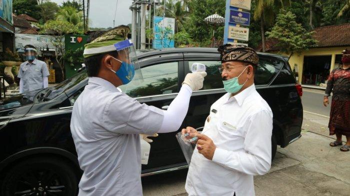 Wabup Karangasem Tinjau Persiapan Campus Monarch Bali Candidasa
