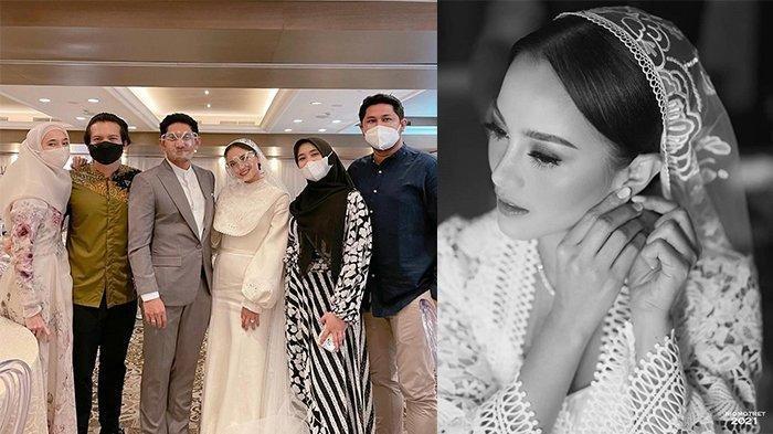 Selamat, Ibnu Jamil dan Ririn Ekawati Resmi Menikah