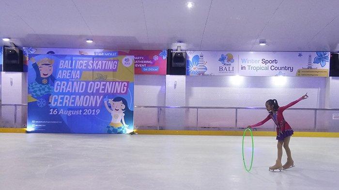 Wahana Baru Bali Ice Skating Arena di Mall Bali Galeria (MBG), Ini Tarif Dan Ketentuannya