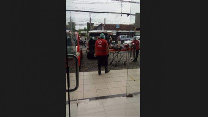 Bule Italia Pingsan di Jalan Imam Bonjol Denpasar, Miliki Riwayat Infeksi Paru-Paru