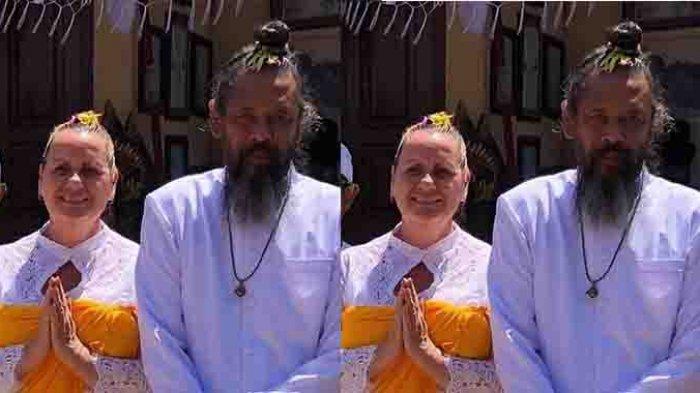 Kisah Ida Shri Begawan Asal Jembrana Bali Menjadi Sulinggih di Australia, Layani Umat di Brisbane
