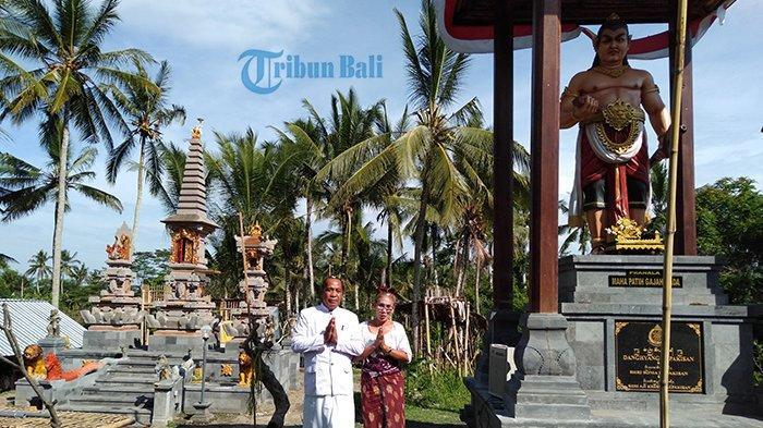 Jejak-jejak Kerajaan Majapahit Masuk Bali, Kisah Keraton Linggarsa Pura di Samplangan Gianyar