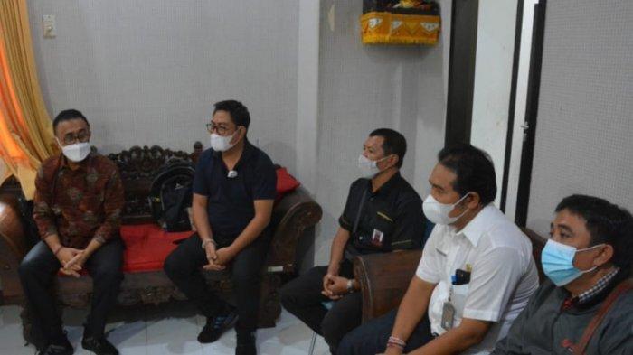 Jaya Negara dan Agus Arya Wibawa Gelar 'Coffee Morning' dengan Awak Media di Denpasar