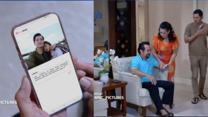 BOCORAN IKATAN CINTA 16 Juni 2021, Elsa Ketahuan Selingkuh, Keluarga Nino Syok