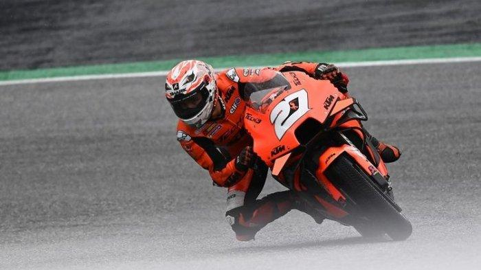 HASIL MotoGP Austria 2021: Lecuona Tercepat, Marc Marquez ke-4, Rossi Gagal Tembus 10 Besar di FP2
