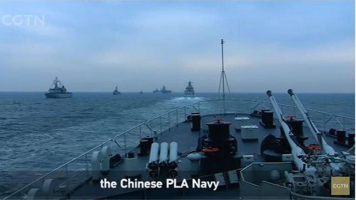 Beijing Merespons saat AS Kirim Pesawat Mata-mata, PLA Latihan Anti-pesawat di Laut China Selatan