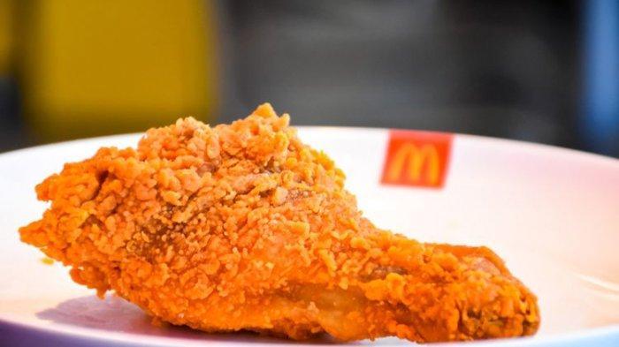 Pengen Masak Ayam Goreng Tepung McDonald's di Rumah, Ini Rahasia Resep dan Cara Membuatnya