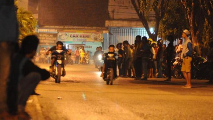 Kesulitan Polisi Menghentikan Balap Liar di Wilayah Badung, Pelaku Punya Mata-Mata di Grup WhatsApp