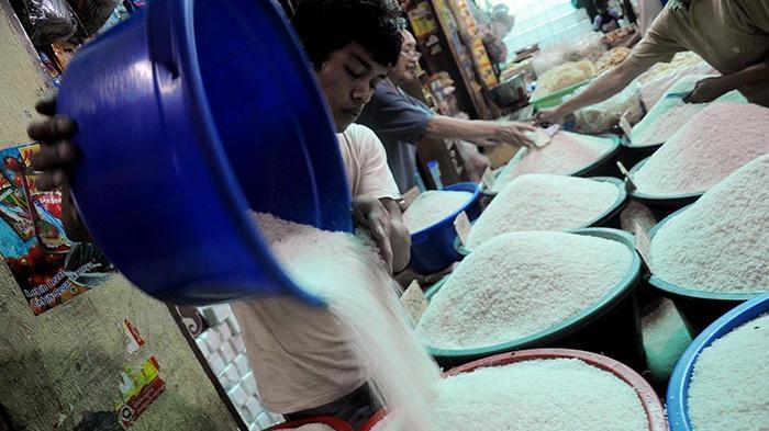 Ketersediaan Berasdi Bulog Masih 100 Ton, Disperindag Denpasar Sebut Aman hingga 6 Bulan ke Depan