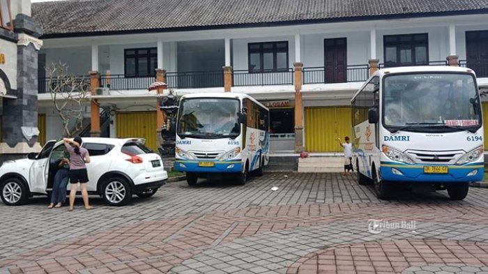 DAMRI Akan Ubah Armada Busnya yang Sebelumnya Bermesin Diesel menjadi Bus Listrik