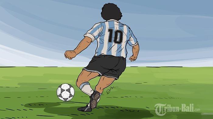 Adios Diego Maradona