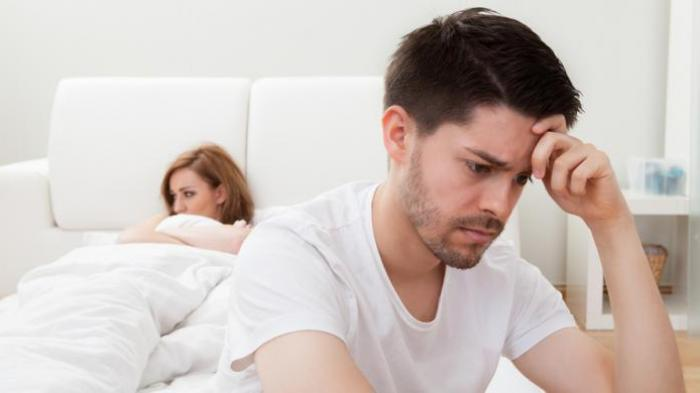 Pria Wajib Tahu, Ini Hubungan Stress Dengan Disfungsi Ereksi